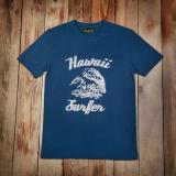 1948 Sports Tee Hawaii Surfer midnight navy - Odds & Ends