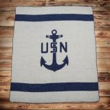 1969 USN blanket navy