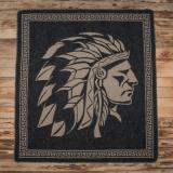 1969 Chief Blanket faded black
