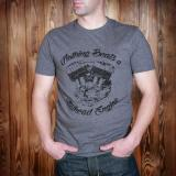 1948 Sports Tee Engine dark grey - Odds & Ends