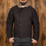 1944 N1 Deck Jacket faded black