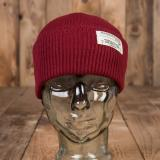 1944 USN Watch Cap dark red