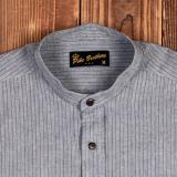 1923 Buccanoy Shirt grey striped
