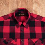 1943 CPO Shirt Hoover red