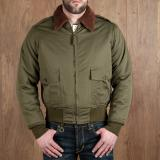 1943 B10 Flight Jacket olive drab