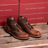 Red Wing Blacksmith 3343D