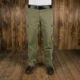 1966 Jungle Pant herringbone oliv