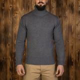 1923 Turtle Neck grey