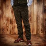 1923 Buccaneer Pant heavy cord brown