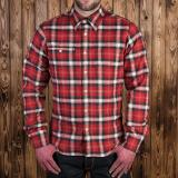 1937 Roamer Shirt red flannel