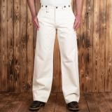 1932 Engineer Pant cav twill white