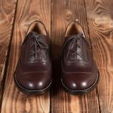 1927 Wingtip brown