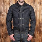 1908 Miner Jacket 14oz hemp denim