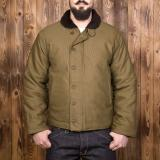 1944 N1 Deck Jacket khaki brown