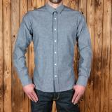 1947 Salesman Shirt ocean blue - Odds&Ends