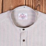 1923 Buccanoy Shirt Somerton brown - Odds&Ends