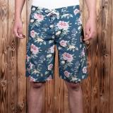 1961 Surf Short Maohu blue