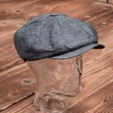 1928 Newsboy Cap smoke grey
