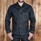 1936 Chopper Jacket 16oz indigo