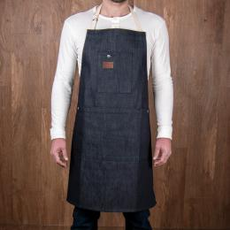 1927 Shop Apron 11oz metal
