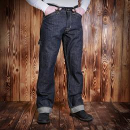 1908 Miner Pant 14oz hemp denim