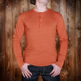 1954 Utility Shirt Long Sleeve flame red